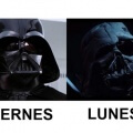 Viernes vs lunes
