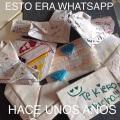 Asi era Whatsapp hace unos años