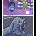 Asi funciona la mente de Batman