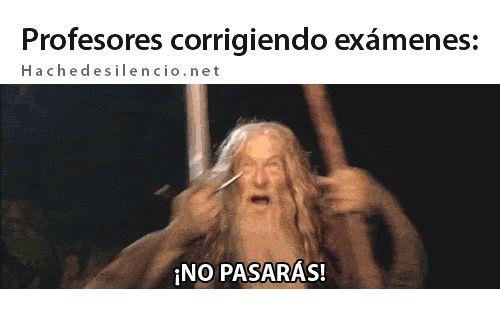 Asi tu profesor corrigue los examenes
