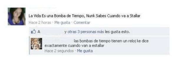 Bombas de tiempo
