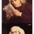 Cuando ves por primera vez el examen