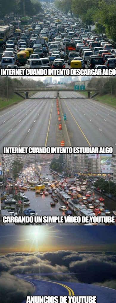 El Internet segun lo que necesitas