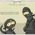 La escuela para ninjas