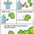 La verdad del jabon antibacterial