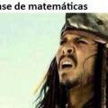 tu cara en clases de matematicas