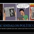 Asi son los escandalos de los politicos