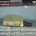 Bob Esponja es encontrado en pesimas condiciones