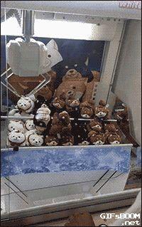 Como ganar en las maquinas de peluches