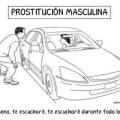 Como seria la prostitucion masculina
