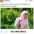 Cuanto tienes un novio Islamico