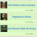 Don Ramon en tiempos modernos