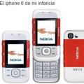 El iphone 6 de nuestra infancia
