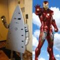 El nuevo diseño de Iron Man