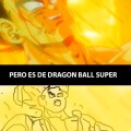 La felicidad por Dragon Ball Super