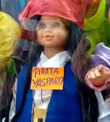 Pirata Yasparo