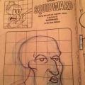 Aprende a dibujar a Calamardo