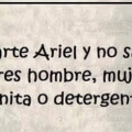 Ariel es el peor nombre que puedes tener