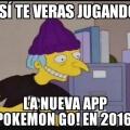 Asi nos veremos jugando Pokemon Go