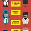 Cosas que nos hacian feliz en un celular