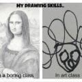 Dibujos segun nuestro estado de animo