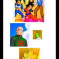 Dragon Ball Super cada vez mas cutre