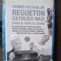 El festival de Regueton Catolico Nazi