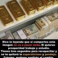 La leyenda del dinero