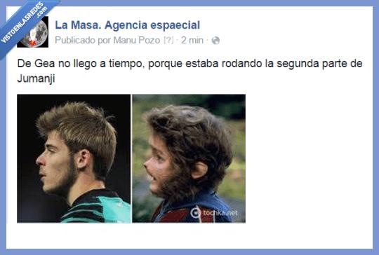 La verdadera razon del porque De Gea no ficho por el Real Madrid