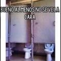 Los nuevos baños de mi escuela