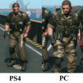 Metal Gear Solid V en PS4 y PC