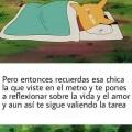 Pikachu te enseña como vivir al maximo