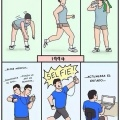 Running antes vs el actual