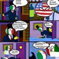 las aventuras de Mexico sin Escudo