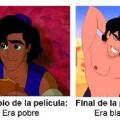 Disney es my sutil para ser racista