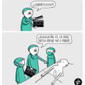 El medico con humor