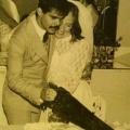 Formas ancestrales de cortar un pastel de bodas