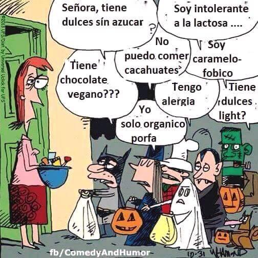 Halloween ya no es tan especial