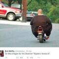 Imagen filtrada de Vin Diesel en rapido y furioso 8