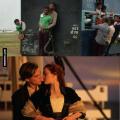 India mucho mas romantico que el titanic