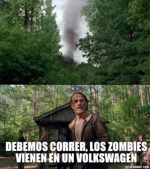 La nueva trama que revolucionara the Walking Dead