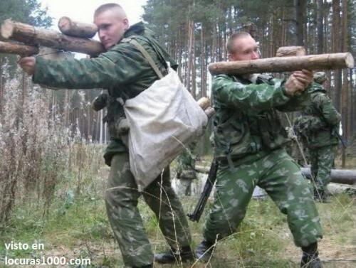 Nuevo armamente ruso