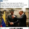 Nuevos acuerdos beneficiosos para Venezuela