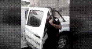 Policias no muy listos