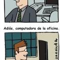 Somos esclavos de la computadora