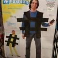 Un traje extraño para HalloWeen