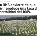 Una nueva advertencia de la OMS