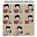 Cada vez que intentas estudiar