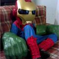 Cuando no puede elegir a tu superheroe favorito
