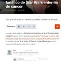 Disney cumple el sueño de un fanatico de Star Wars